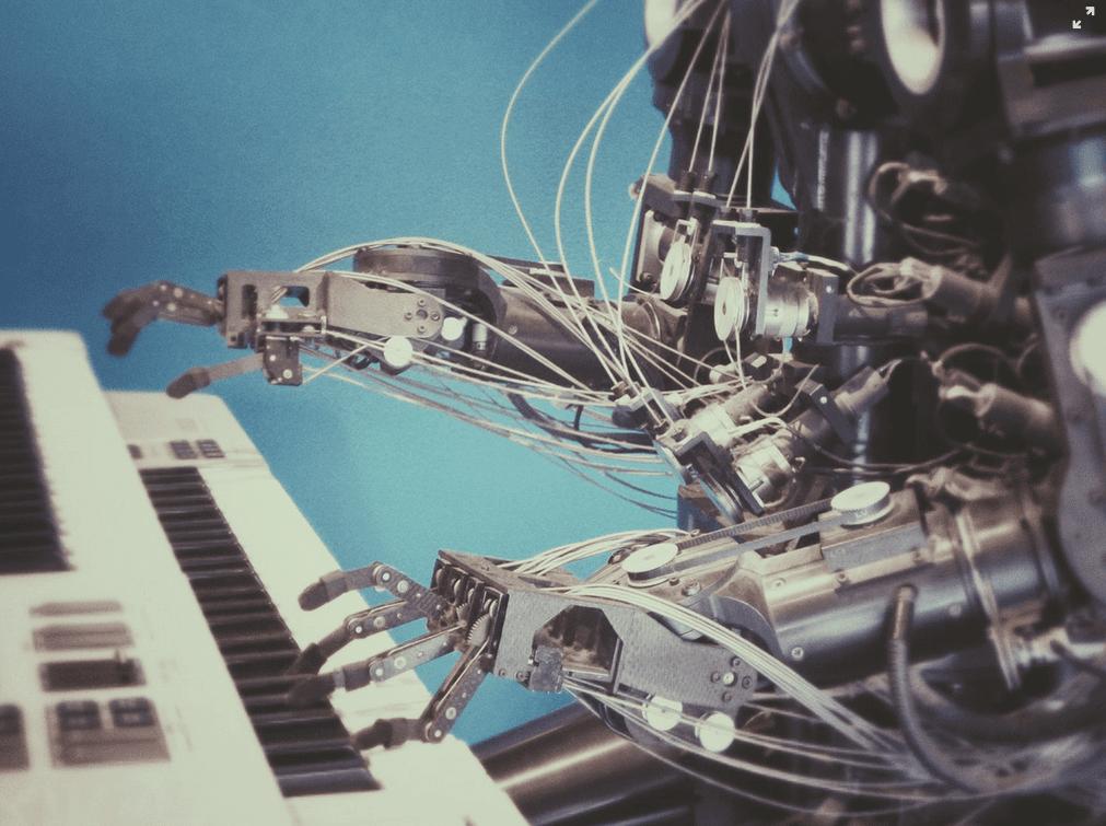 Robotisation des systèmes ERP