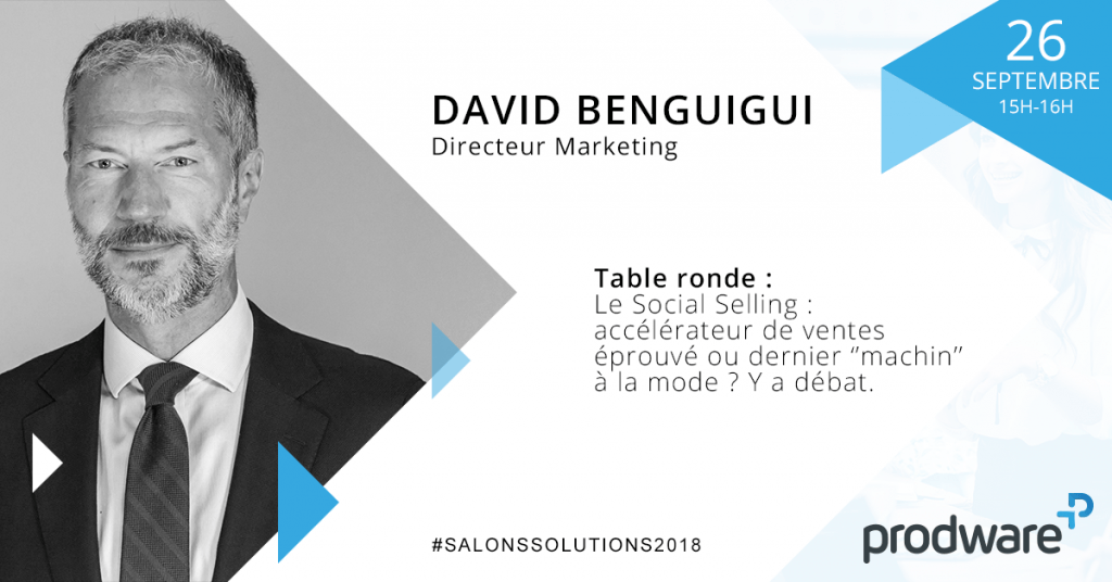 David Benguigui - Directeur marketing