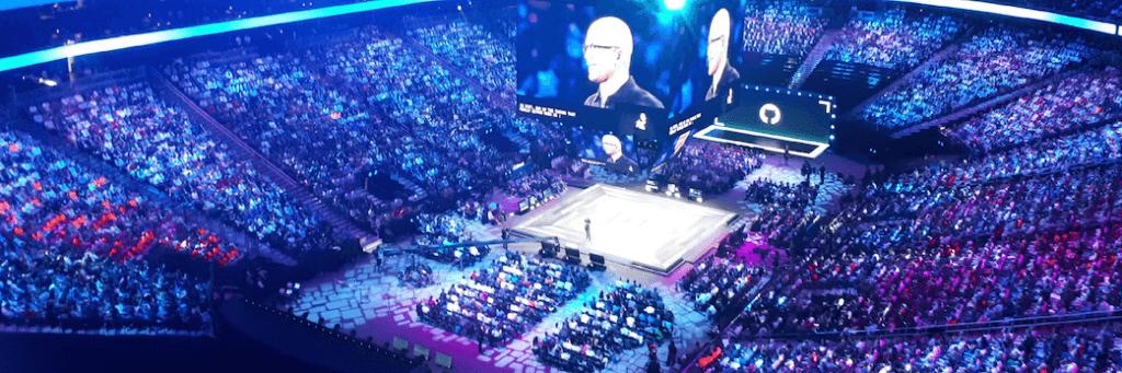 MS Inspire : L'événement des partenaires Microsoft